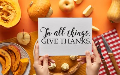 Cultivating Gratitude for Thanksgiving 2020 in Houston