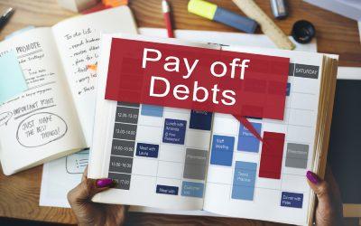 Paying Off Debt by Jaime Garcia